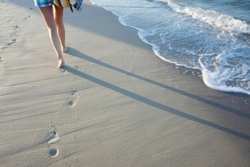 Foot Health for Beach and Water Sports